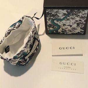 GUCCI Gift Box Set (Green/Black)